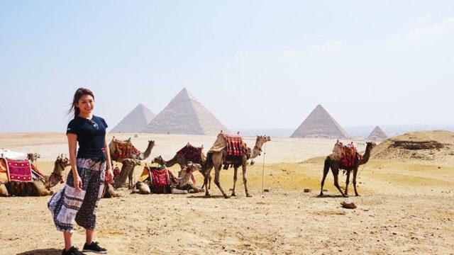 エジプト ピラミッド